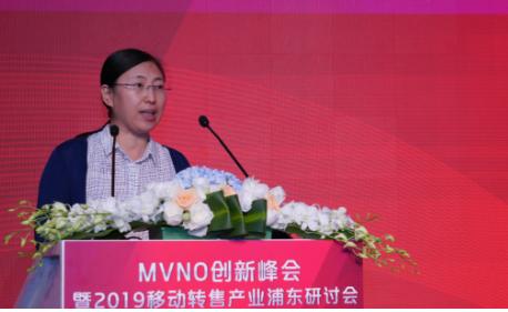 上海通信管理局副局長謝雨琦表示移動轉售市場已經進入了成熟期