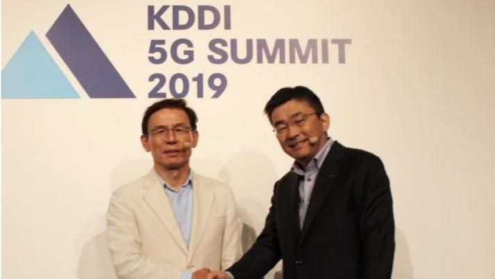 韩日将在5G智能无人机业务上展开合作