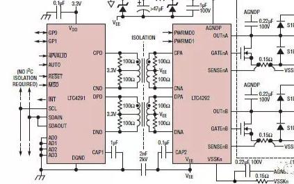 以太网供电必备:推介两款低功耗、低成本PSE数字控制器