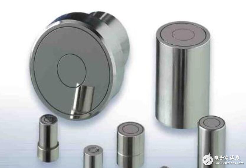 电容传感器的原理与应用