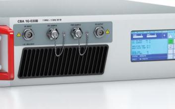 射頻功率放大器的主要工藝技術