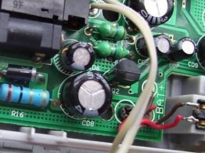 拆电路板元器件的六大技巧介绍