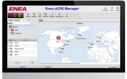 基于研華科技白盒設備的uCPE/SD-WAN方案亮相世界移動大會