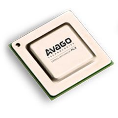 PEX 8747 48通道,5端口PCI Express Gen 3(8 GT / s)開關,27 x 27mm FCBGA