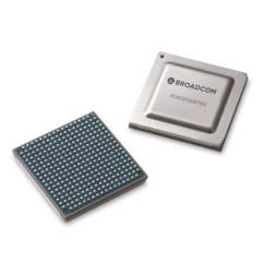 BCM53570 1G / 2.5G / 10G / 25G TSN连接交换机