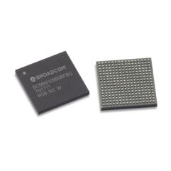BCM8910X 具有图像处理和以太网流媒体管道...