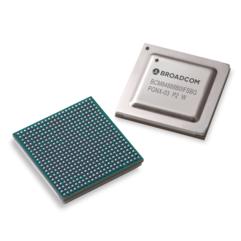 BCM84886 双端口10GBASE-T / 5GBASE-T / 2.5GBASE-T / 1000BASE-T / 100BASE-TX以太网CMOS收发器。