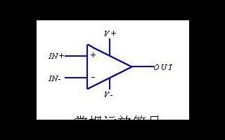运算放大器内部构造及原理图解
