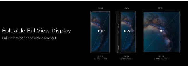 华为即将在国内上市Mate X 5G手机售价14999元