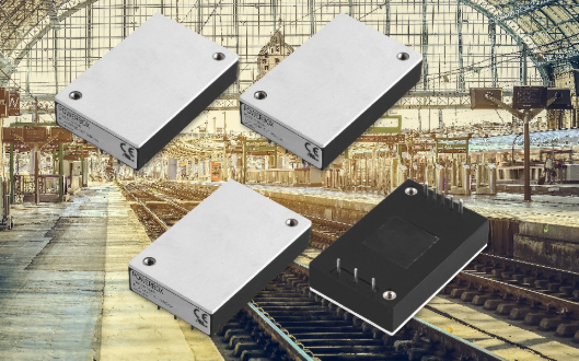 Powerbox推出三款新系列40W至100W面板式DC/DC转换器