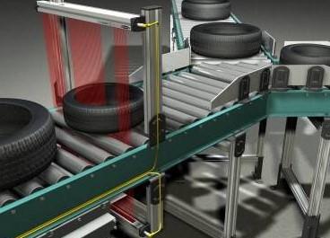 EZ-ARRAY測量光幕在車輪尺寸精確檢測中的應用研究