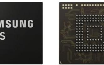 三星公布首款單芯片嵌入式通用閃存