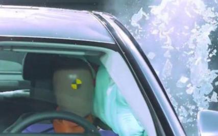 汽车新安全技术将提高事故的生存率