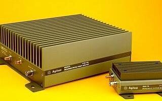 低电压高效率的微波功率放大器