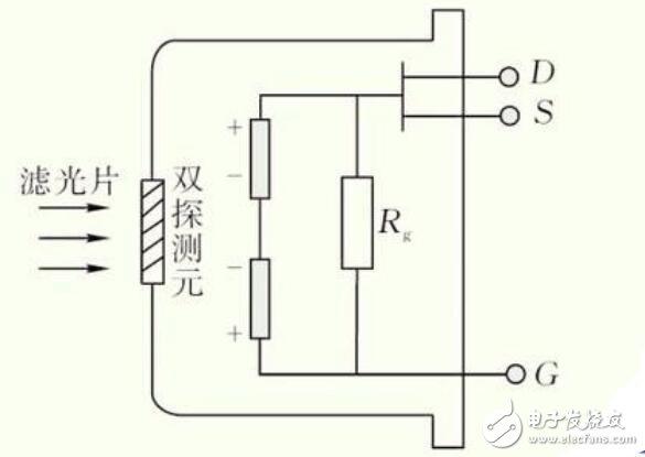 热释电红外传感器电路