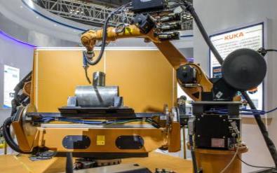 旷视机器人公司创单仓机器人集群作业纪录