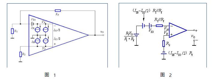 什么是输入失调电压、如何消除