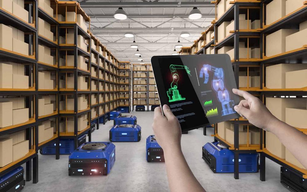 仓库可以从工厂车间的数字孪生和虚拟化中学到什么?