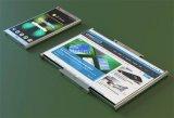 折叠伸缩屏幕设计专利曝光 可向左右伸长