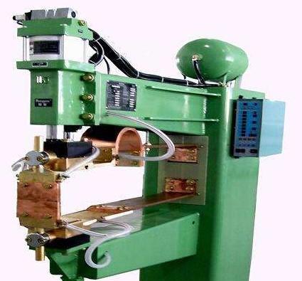点焊机的工作原理及电机安装注意事项