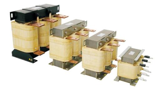 两种形式限流电抗器的结构