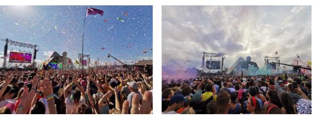 英國電信EE攜手華為采用5G網絡實現了最大規模的音樂節公眾活動