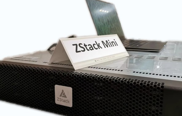 在5G的背景下ZStack Mini能够适用于很多行业的场景需求