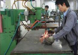 电阻点焊三要素