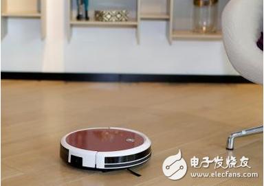 扫地机器人已经出现了 你家里有吗