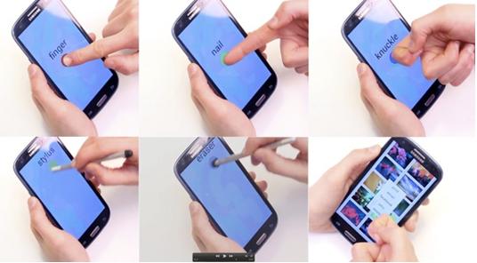触控技术在未来可用于教学场景
