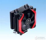 新派推出一款全新CPU塔式风冷散热器 最高可冷却135W的热负荷售价约合人民币309元