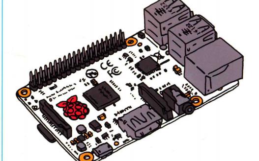 树莓派编程快速入门?#26893;?#20043;爱上树莓派第二版PDF电子书免费下载