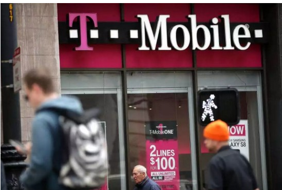 美國運營商T-Mobile將以265億美元吞并Sprint