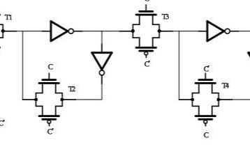数字电路中的常见的触发器类型