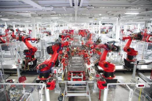 机器人视觉给予机器人自主决策的能力