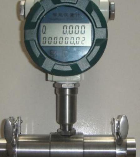 涡轮流量计应用于气体流量量值的传递中的优点