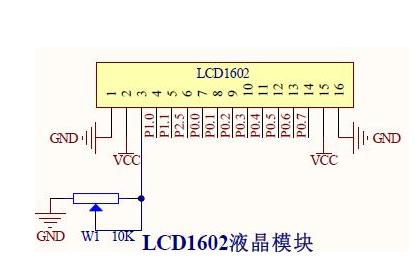液晶屏LCD1602中文应用手册免费下载