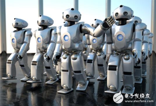 未来或是人工智能的天下 人类将何去何从