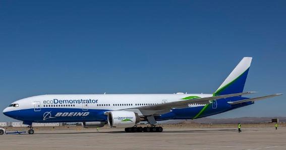 波音公司计划通过ecoDemonstrator技术来改进777货机