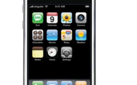 當初蘋果多點觸控技術的創意之源