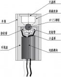 光电倒置开关的可靠性检测系统