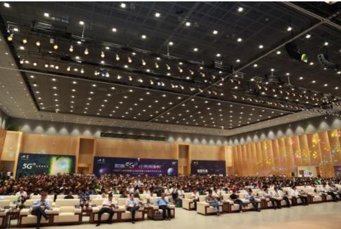 河北联通副总经理胡乐信表示5G新时代将具备四大特...