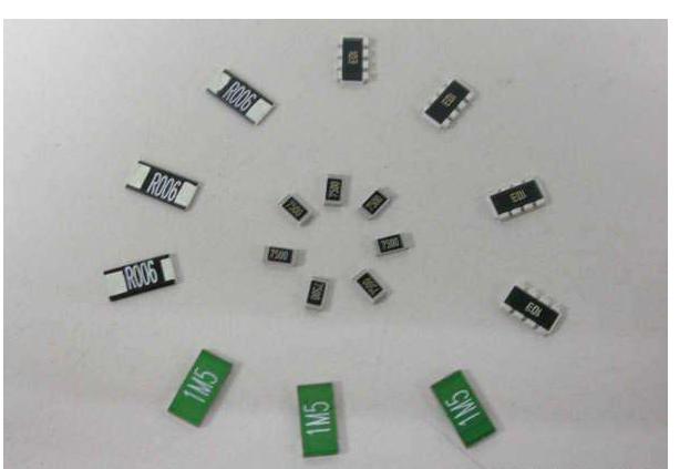 欧姆电阻和磁珠及电感的资料和应用说明