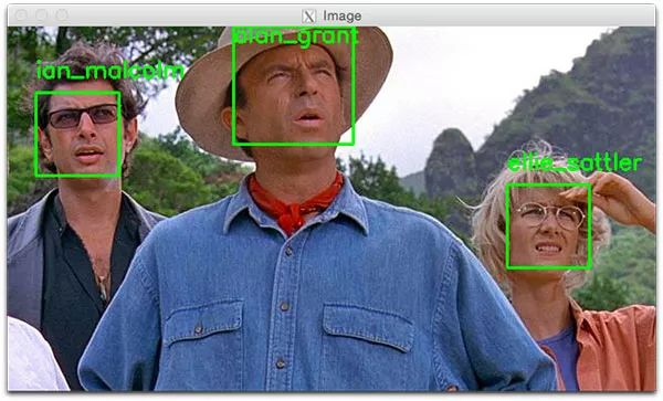 How to implement face recognition with OpenCV, Python and