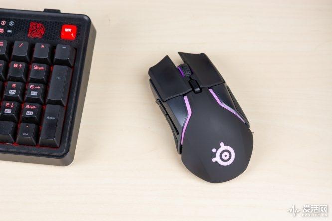 賽睿Rival650上手 各方面配置都做到頂的一款壓箱底式鼠標