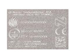 Nordic nRF9160 SiP LTE-M/NB-IoT模塊成功通過一系列主要資格和認證