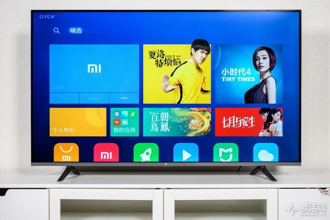 小米全面屏电视评测 不失为一款好用的入门智能电视