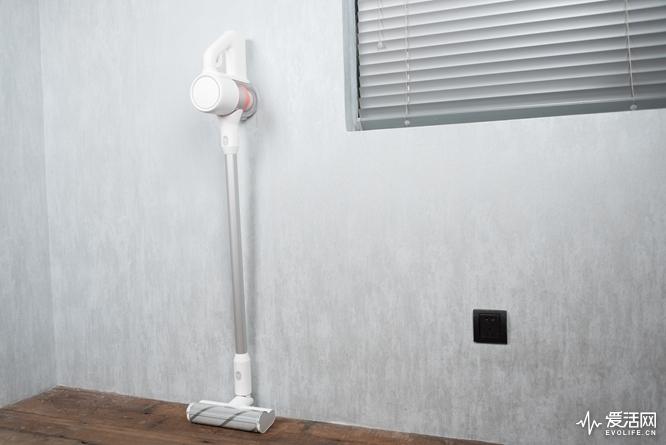 米家手持无线吸尘器评测 千元价格买到大吸力