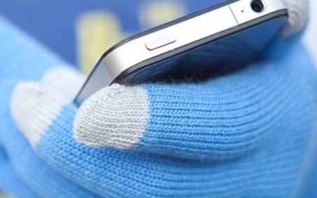 手機屏觸控在戴手套時為啥不管用