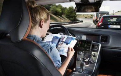 無人駕駛技術之智能控制系統